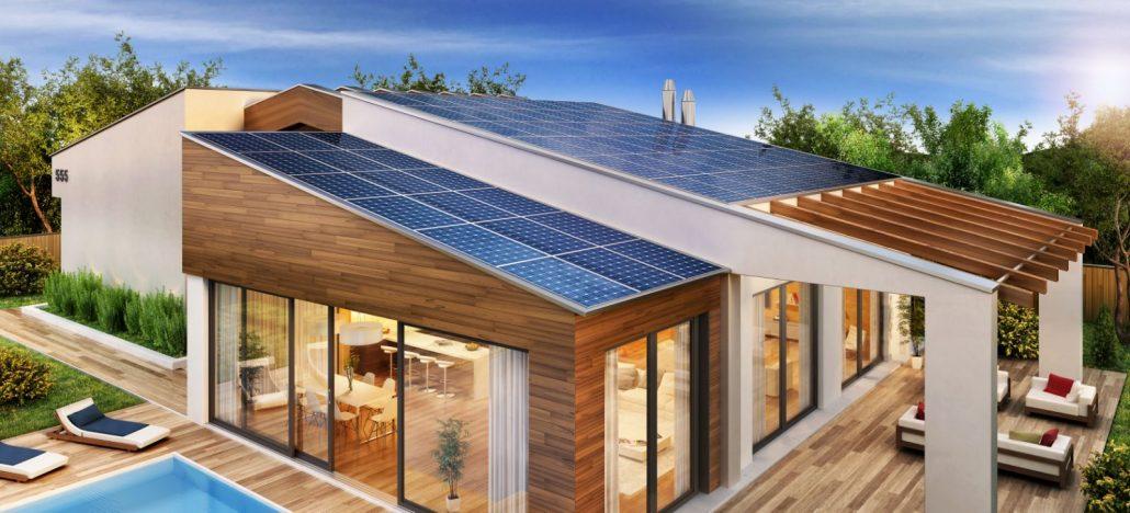 custom smart model 1 home
